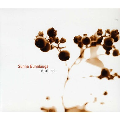 Sunna Gunnlaugs DISTILLED CD