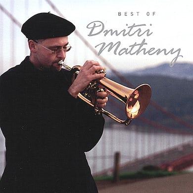 Dmitri Matheny BEST OF CD