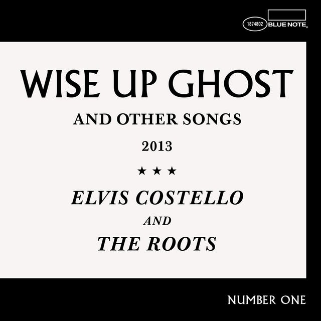 Elvis Costello WISE UP GHOST CD