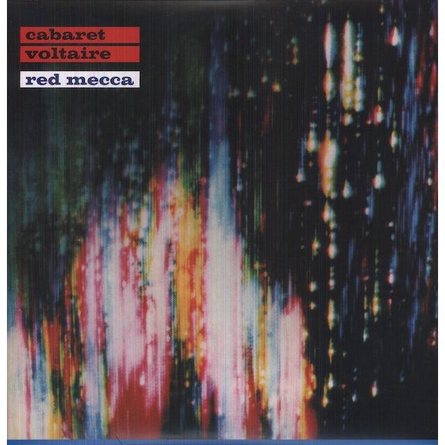 Cabaret Voltaire RED MECCA Vinyl Record