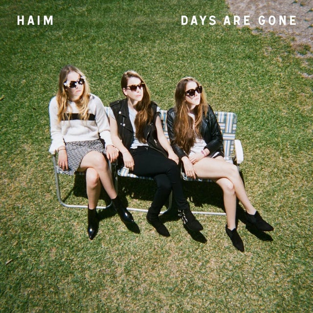 Haim DAYS ARE GONE Vinyl Record