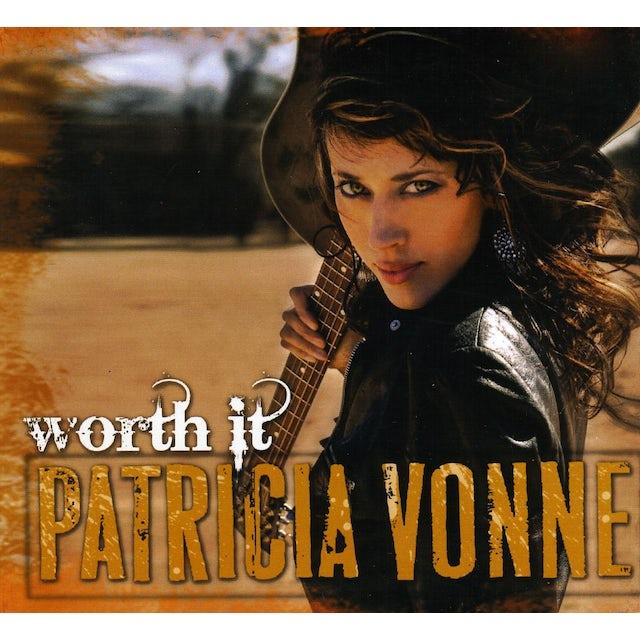 Patricia Vonne WORTH IT CD