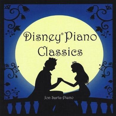 Jon Sarta DISNEY PIANO CLASSICS CD