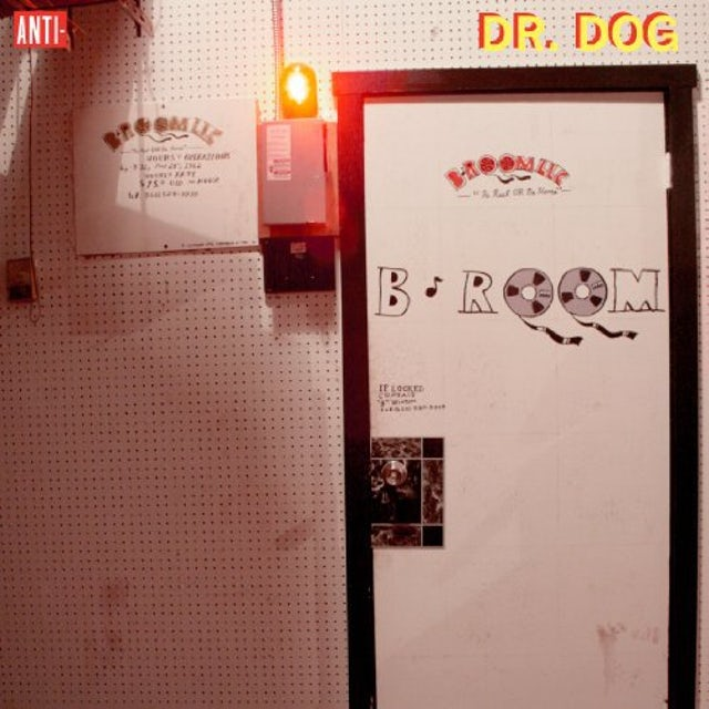 Dr. Dog B-ROOM Vinyl Record