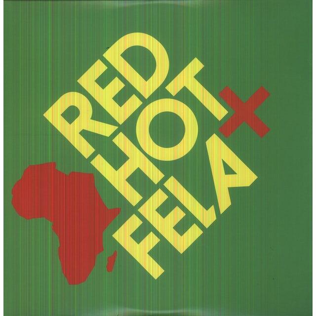 Red Hot + Fela / Various (Dlcd) RED HOT + FELA / VARIOUS Vinyl Record