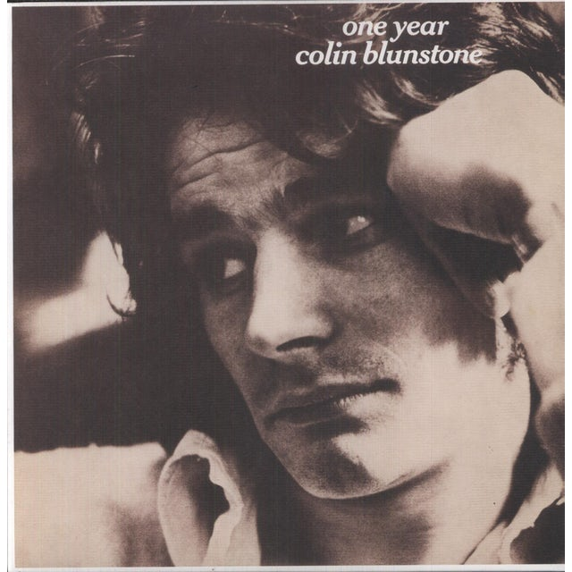 Colin Blunstone ONE YEAR Vinyl Record