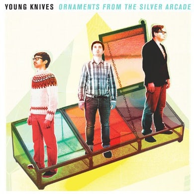 Young Knives ORNAMENTS FROM THE SILVER ARCADE Vinyl Record