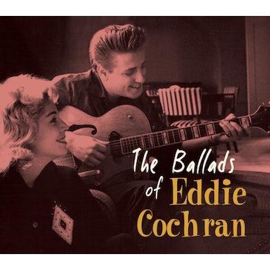 BALLADS OF EDDIE COCHRAN CD
