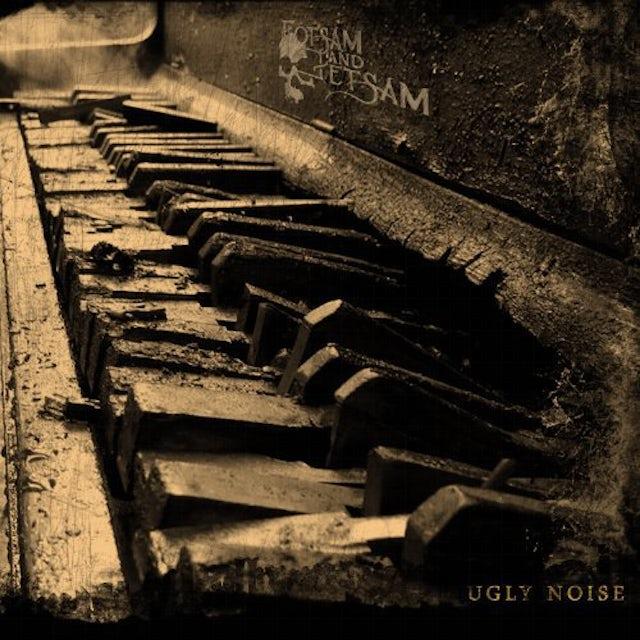 Flotsam & Jetsam UGLY NOISE Vinyl Record