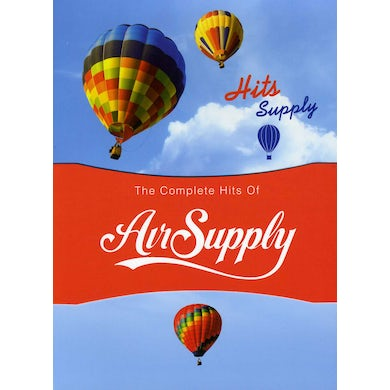 Air Supply HITS SUPPLY: THE COMPLETE HITS CD