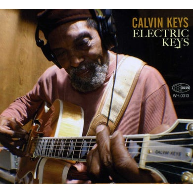 Calvin Keys ELECTRIC KEYS CD