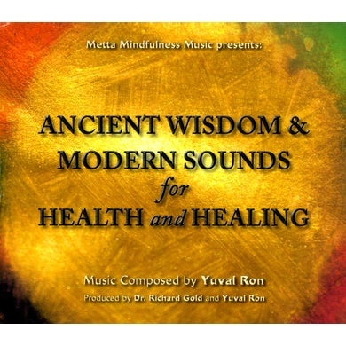 Yuval Ron ANCIENT WISDOM & MODERN SOUNDS FOR HEALTH HEALING CD