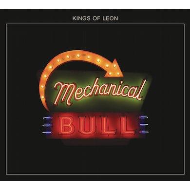 Kings Of Leon MECHANICAL BULL CD