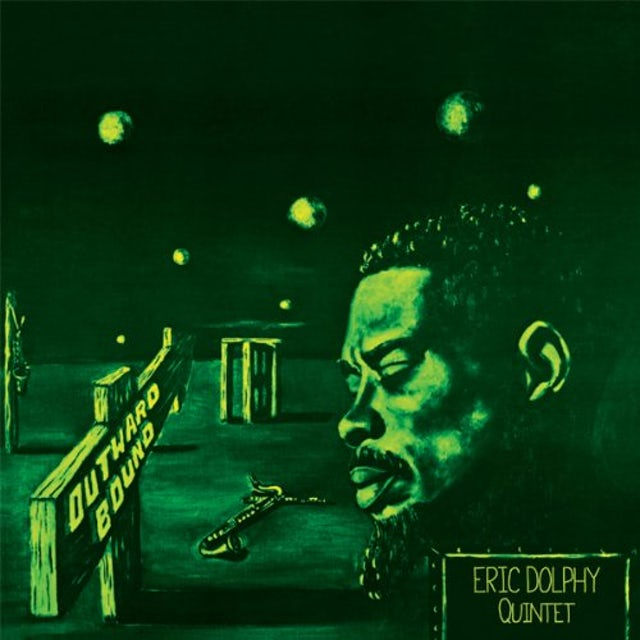 Eric Quintet Dolphy OUTWARD BOUND Vinyl Record