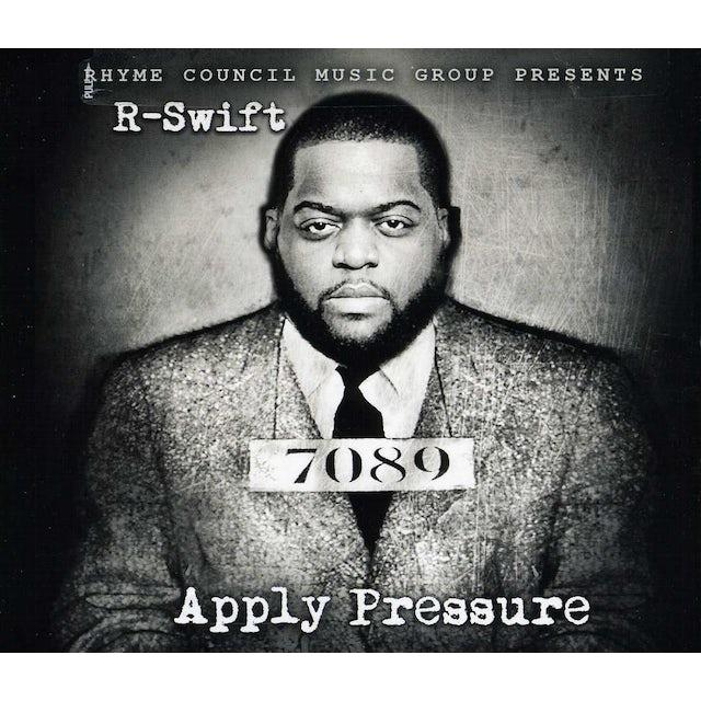 R-Swift APPLY PRESSURE CD