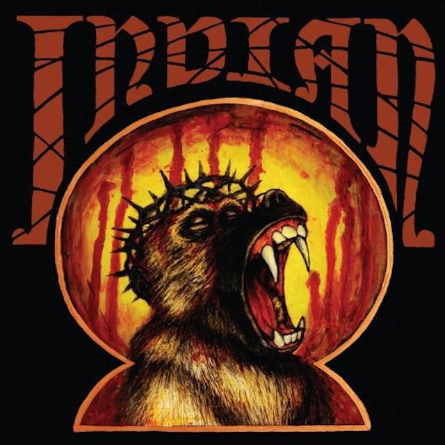 Indian UNQUIET SKY Vinyl Record