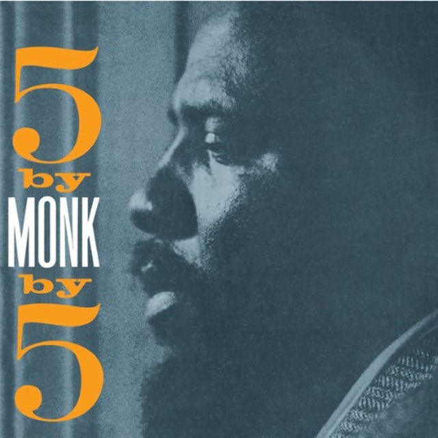 Thelonious Monk Quintet 5 BY MONK BY 5 Vinyl Record