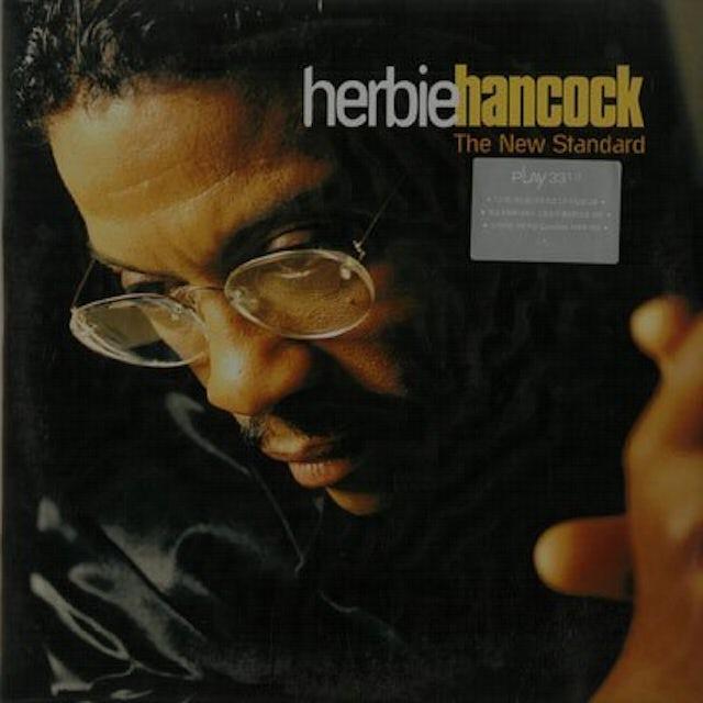 Herbie Hancock NEW STANDARD Vinyl Record