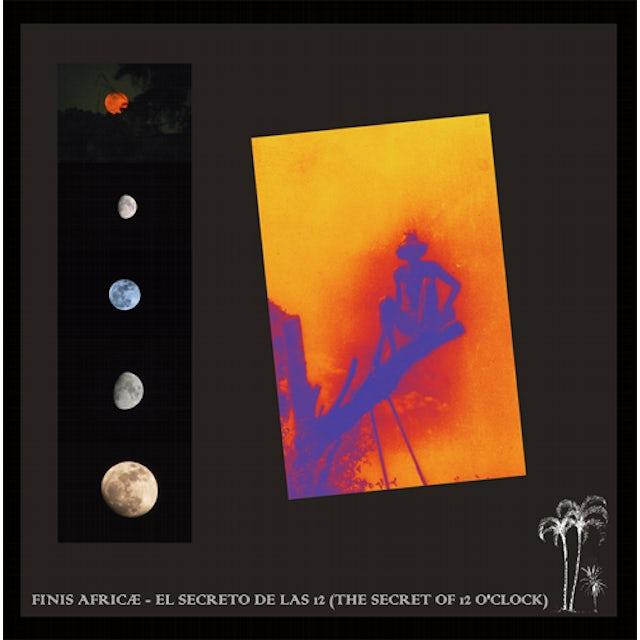 Finis Africae SECRETO DE LAS 12 CD