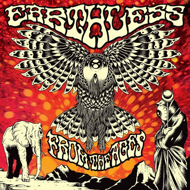 Earthless FROM THE AGES Vinyl Record