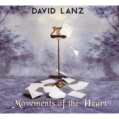 David Lanz MOVEMENTS OF THE HEART CD