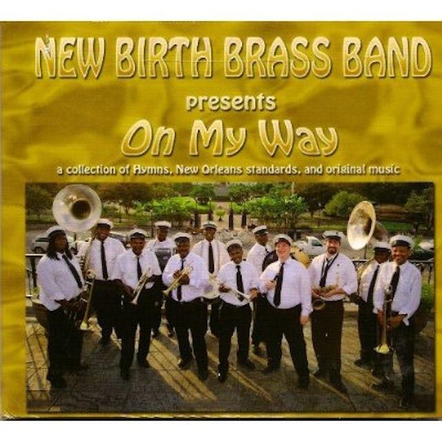 New Birth Brass Band ON MY WAY CD
