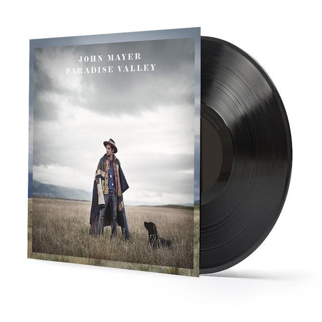 John Mayer PARADISE VALLEY Vinyl Record
