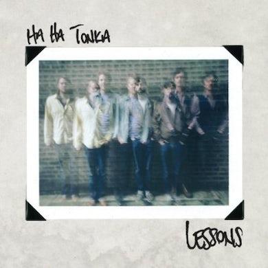 Ha Ha Tonka LESSONS Vinyl Record
