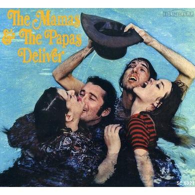 Mamas & Papas DELIVER CD