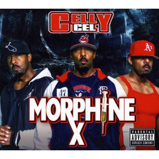 Celly Cel MORPHINE CD