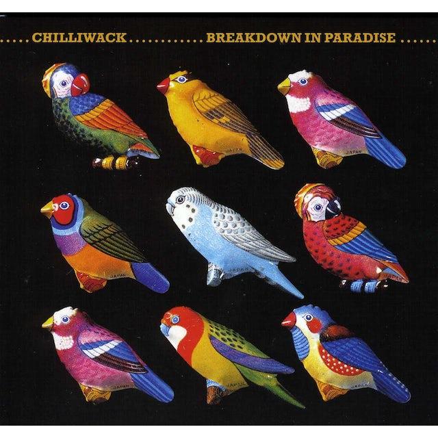 Chilliwack BREAKDOWN IN PARADISE CD