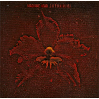 Machine Head BURNING RED Vinyl Record - Reissue