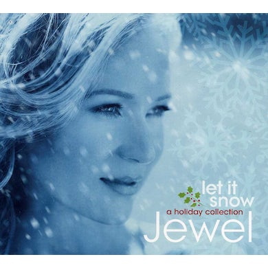 Jewel LET IT SNOW: A HOLIDAY COLLECTION CD
