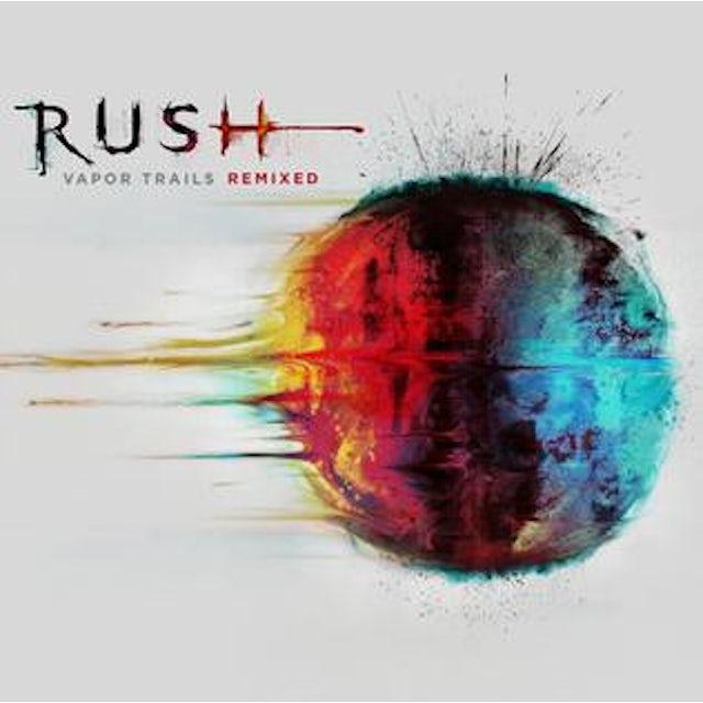 Rush VAPOR TRAILS Vinyl Record
