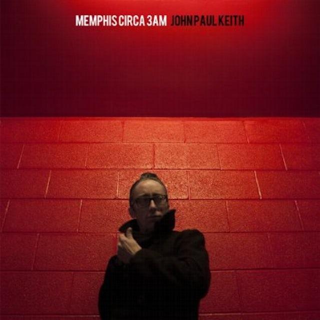 John Paul Keith MEMPHIS CIRCA 3AM Vinyl Record