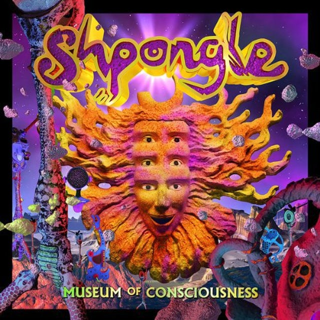 Shpongle MUSEUMS OF CONSCIOUSNESS Vinyl Record