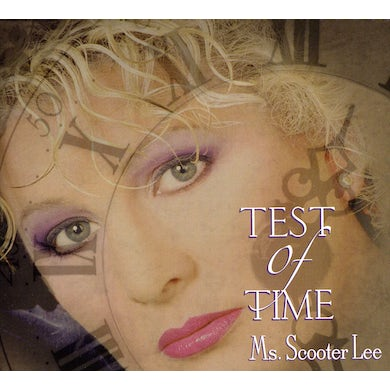 Scooter Lee TEST OF TIME CD