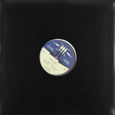 King Tuff THIRD MAN LIVE 07-13-2012 Vinyl Record