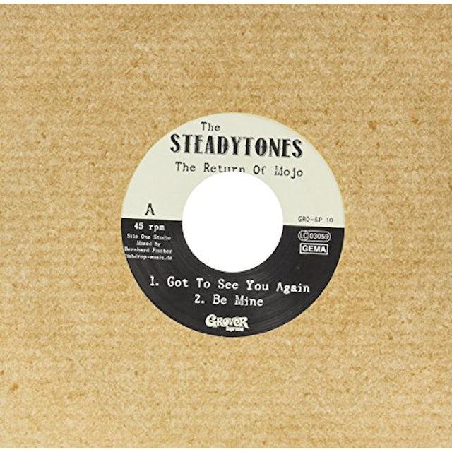 Steadytones RETURN OF MOJO Vinyl Record