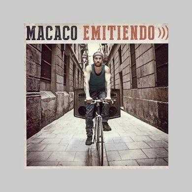 Macaco EMITIENDO CD