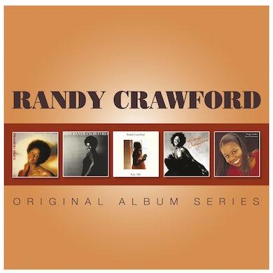 Randy Crawford ORIGINAL ALBUM SERIES CD