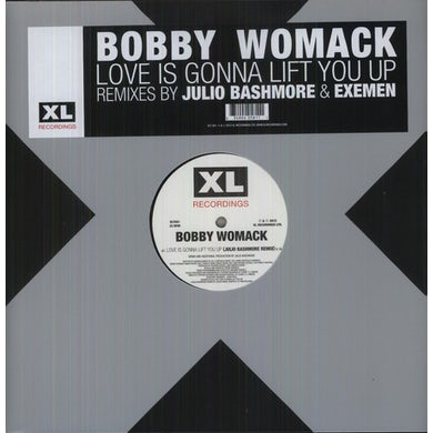 Bobby Womack LOVE IS GONNA LIFT YOU UP Vinyl Record