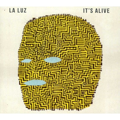 La Luz IT'S ALIVE CD