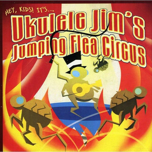 UKULELE JIM'S JUMPING FLEA CIRCUS CD