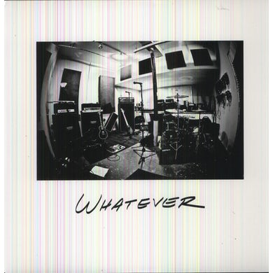 Half Hearted Hero WHATEVER Vinyl Record
