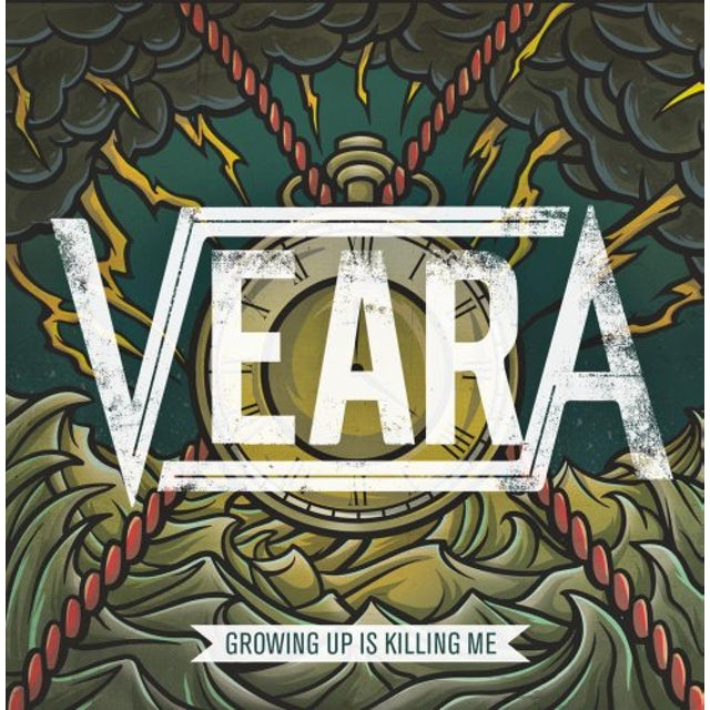 Veara GROWING UP IS KILLING ME (MOD) CD