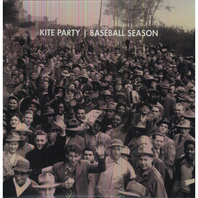 Kite Party BASEBALL SEASON Vinyl Record