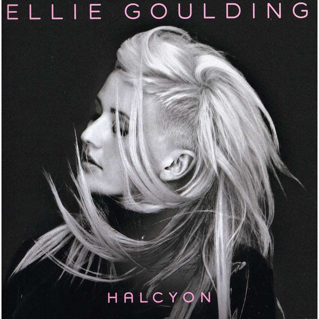 Ellie Goulding HALCYON CD