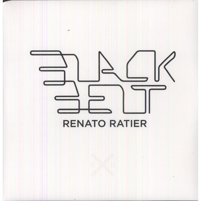 Renato Ratier BLACK BELT Vinyl Record