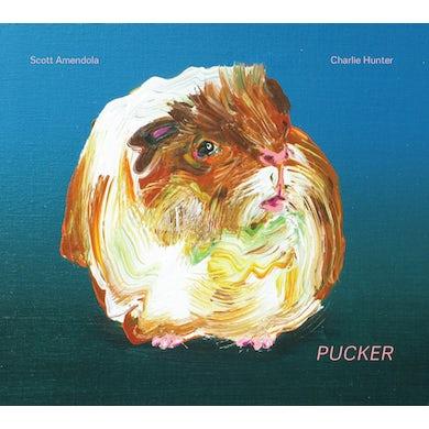 Scott Amendola / Charlie Hunter PUCKER CD